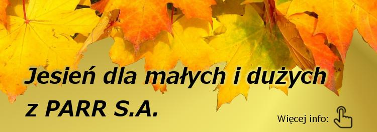 Jesien dla małych i dużych