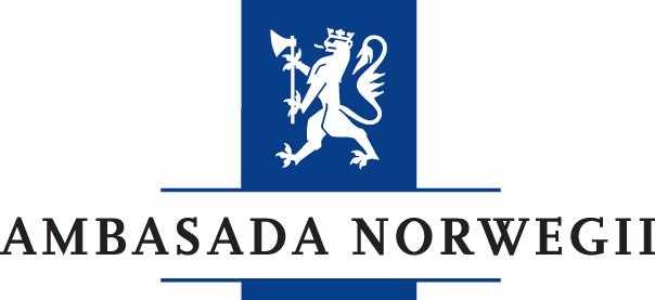 Logo Ambasada Norwegii